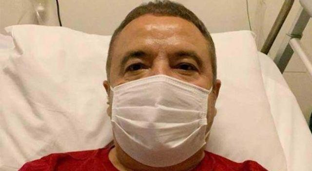 Kovid-19 tedavisi gören Muhittin Böcek'in sağlık durumu iyi