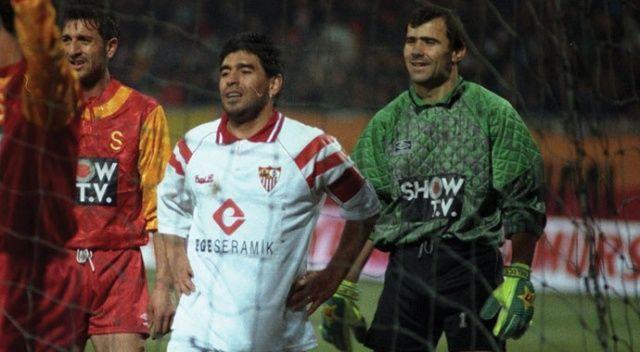 Kral öldü hatıraları kaldı! Maradona iki defa Galatasaray'ın kapısından dönmüş