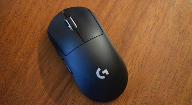 Logitech'den en hafif mouse