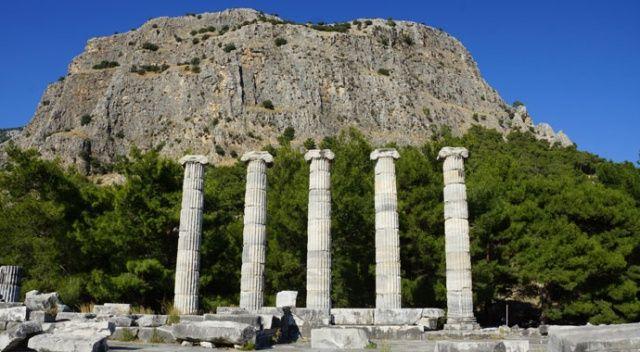 M.Ö. 4.yüzyılda kurulan ilk planlı şehir, Priene