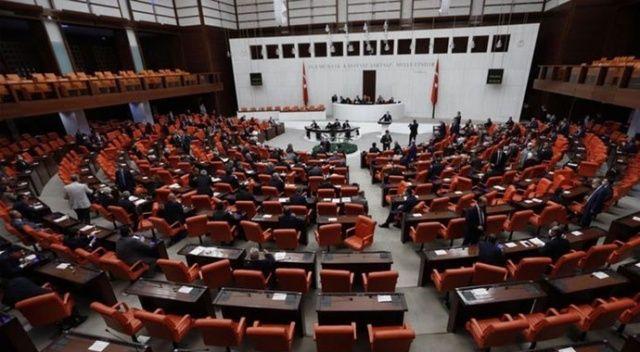 Meclis'te ek tedbirler alınıyor