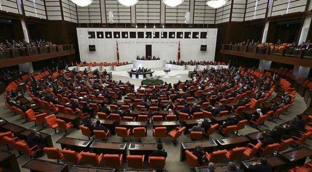 Meclis'te 'tutanak değişikliği' istifası! Soruşturma başlatıldı