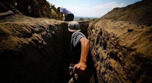 Meksika'da gizli mezarlarda 113 cansız beden bulundu