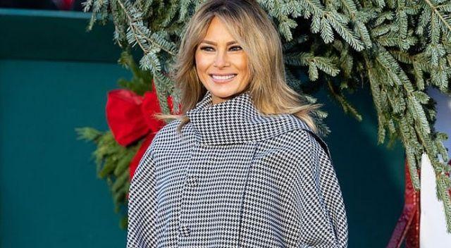 Melania Trump, Beyaz Saray'daki hatıralarıyla ilgili kitap yazacak