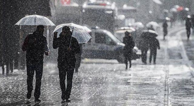 Meteorolojiden sağanak uyarısı (30 Kasım 2020 hava durumu)