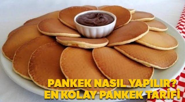 Pankek tarifi| Pankek nasıl yapılır? | En kolay, en güzel Pankek Tarifi
