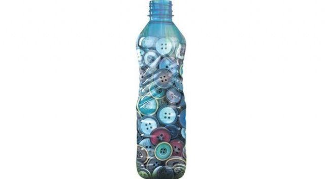 Pet şişeden üretip  dünyaya satıyor