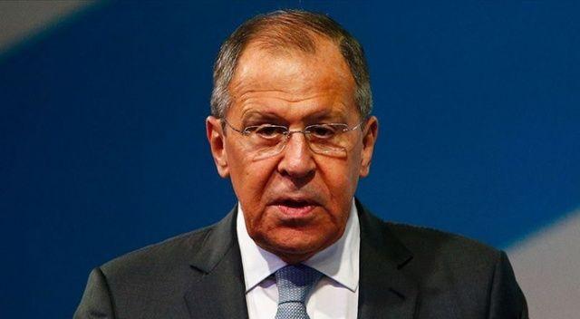 Rusya Dışişleri Bakanı Lavrov: 'Türkiye bizim birçok yönden ortağımız'