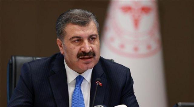 """Sağlık Bakanı Koca: """"İlk yerli aşımız olan Tetanos-Difteri Aşısı kullanıma hazır"""""""