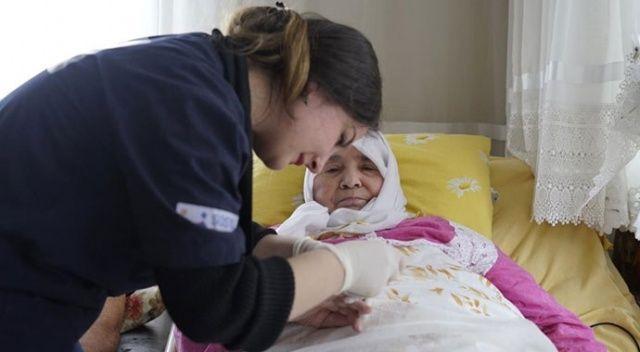 Sağlık Bakanlığı hizmeti evlere taşıdı: Doktor kapınıza geldi