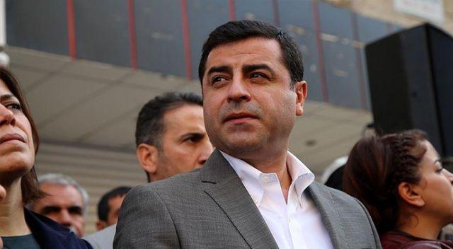 Selahattin Demirtaş, Ankara Başsavcısı Kocaman'ı tehditten hakim karşısına çıktı