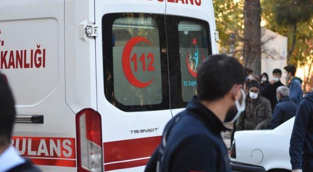 Siverek Belediyesi'nde silahlar çekildi: 1 yaralı