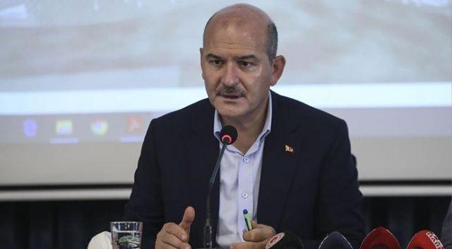 Soylu başkanlığında 'Koronavirüs Değerlendirme' toplantısı yapıldı