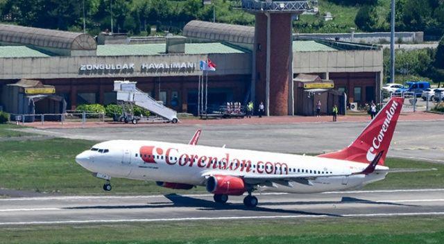 Sunexpress, Zonguldak'tan Almanya'ya uçacak