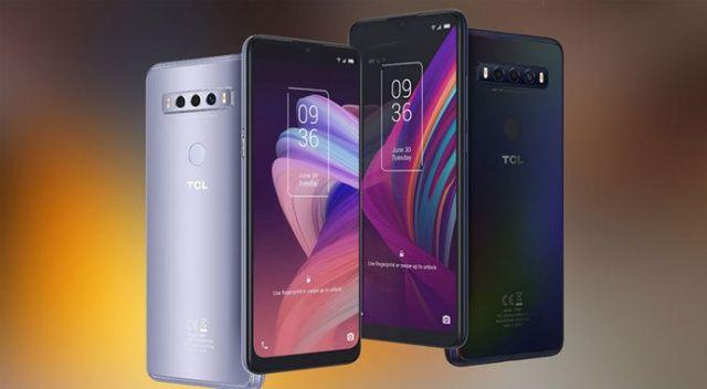TCL'den uygun fiyatlı telefon