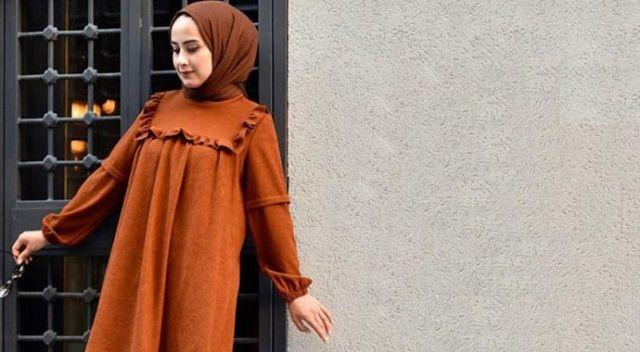 Tesettür Giyimde Eliza Modası