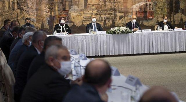 TOBB Başkanı Rifat Hisarcıklıoğlu: Gayet kapsamlı ve verimli bir toplantı gerçekleştirdik