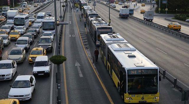 Toplu ulaşımda 'kısıtlama' düzenlemesi