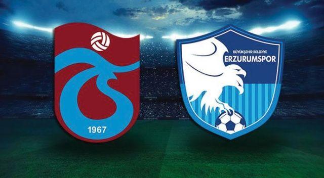 Trabzonspor, evinde BB Erzurumspor'u 1-0 mağlup etti