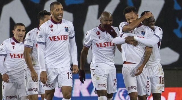Trabzonspor, deplasmanda Ankaragücü'nü 1-0 mağlup etti