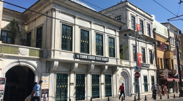 Türk Edebiyatı Vakfı 2020 yılı ödülleri açıklandı