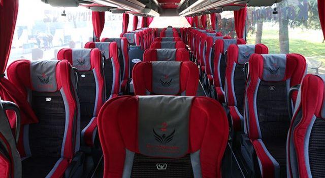 Türkiye'de ilk! Yolcu otobüslerinde koronavirüse karşı en güncel projeyi ürettiler