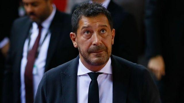 Ufuk Sarıca'dan A Milli Basketbol Takımı'ndaki görevinden ayrılık açıklaması