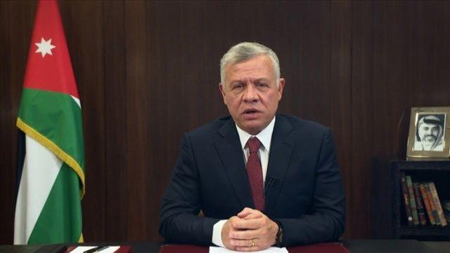 Ürdün Kralı: İsrail'in çatışmayı körükleyen tek taraflı adımlarının durması gerek