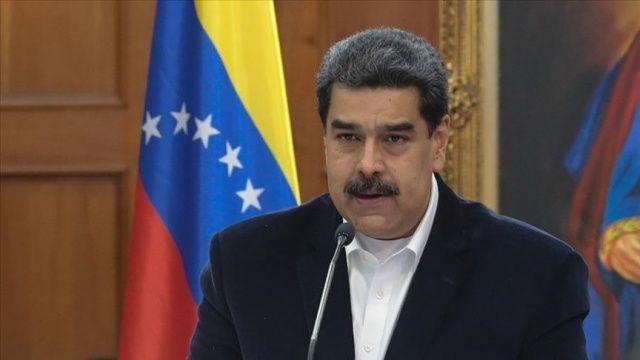 Venezuela Devlet Başkanı Maduro, Maradona'nın ülkesi için özel şeyler yaptığını söyledi