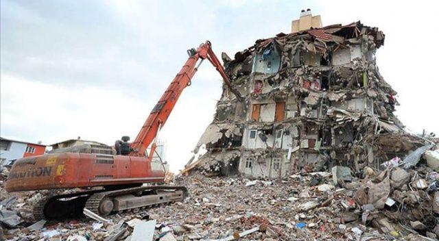 Yapı denetimi olan binalarda hasar yok