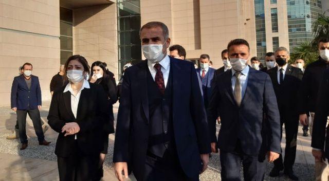 Yargıtay'a üye seçilen Fidan Ankara'ya uğurlandı