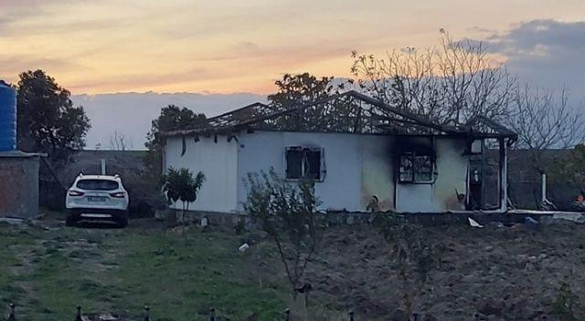 Yürek dayanmaz... 8 ve 16 yaşındaki iki çocuk yanarak öldü