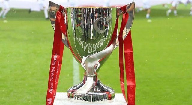 Ziraat Türkiye Kupası 5. tur eşleşmeleri belli oldu