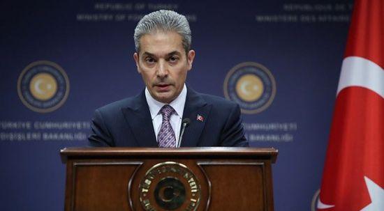 Aksoy: Türkiye'nin Paris Anlaşması kapsamındaki konumu hakkaniyetten uzaktır