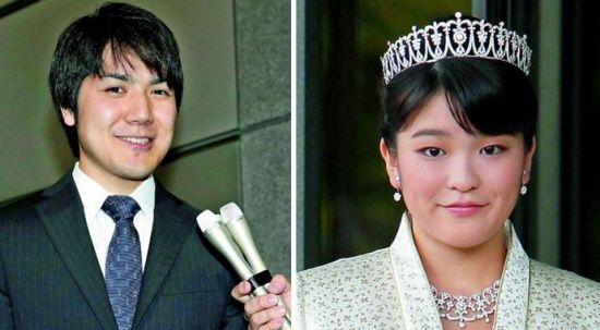 Aşk mı taht mı? Sevdiği adam uğruna hanedandan çıkan Japon Prenses ayrılıyor mu?