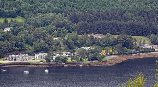 Maktum mahkemeyi kazandı, İskoçya'daki arazisine 6 odalı ev inşa edecek