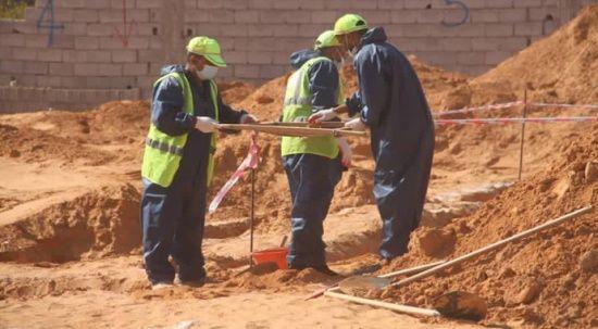 Terhune'de yeni 5 toplu mezar bulundu