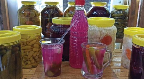 Vücut direnci için turşu suyu önemli bir içecek