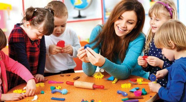 'Okul öncesi çocuklara özel zaman ayırın'