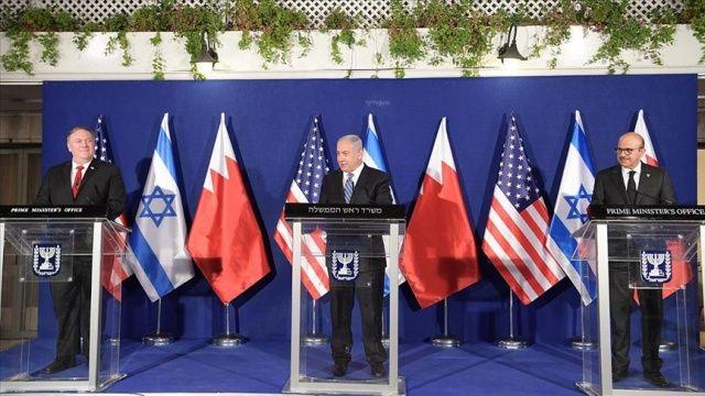 ABD-Bahreyn Stratejik Diyalog toplantısında İsrail ile normalleşme vurgusu