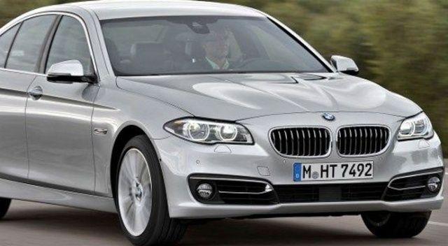 Araç almak isteyenler dikkat! İcradan satılık BMW