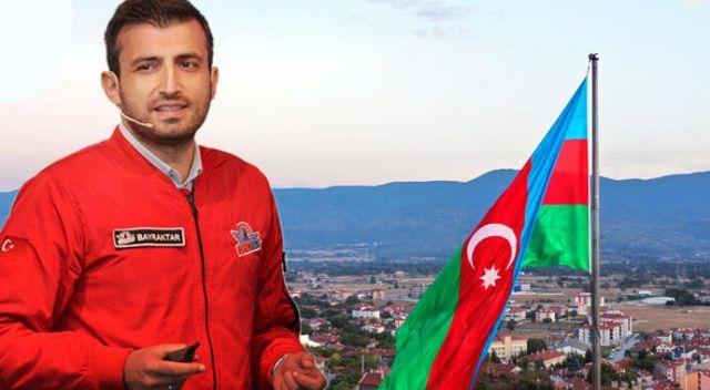 Azerbaycan'dan çağrı: Selçuk Bayraktar fahri vatandaşımız olsun