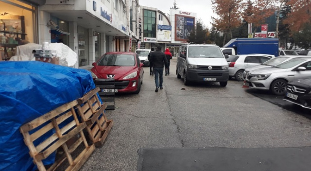 Bağcılar'da silahlı soygun