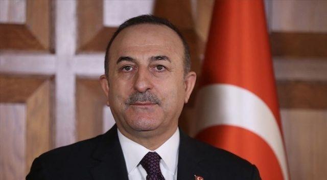 Bakan Çavuşoğlu, Endonezyalı mevkidaşı Marsudi ile görüştü