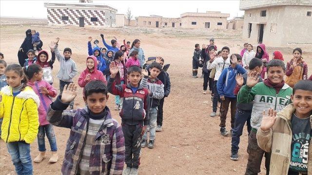 Barış Pınarı Harekatı bölgesine Türkiye'den manevi destek