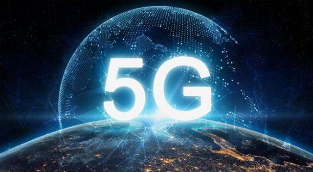 Bir milyar kişi şimdiden  5G kapsama alanında