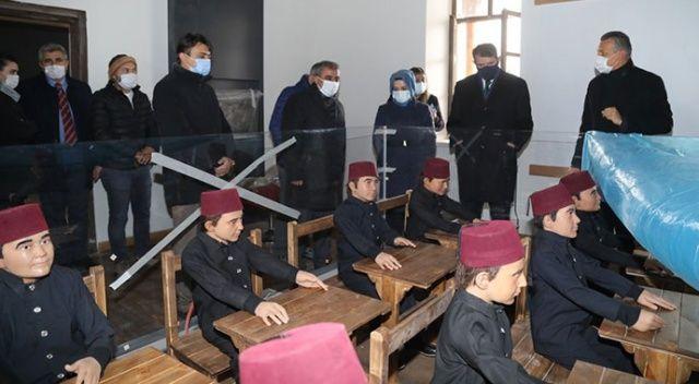 Cezaevi olarak kullanılmıştı, müzeye dönüştürüldü