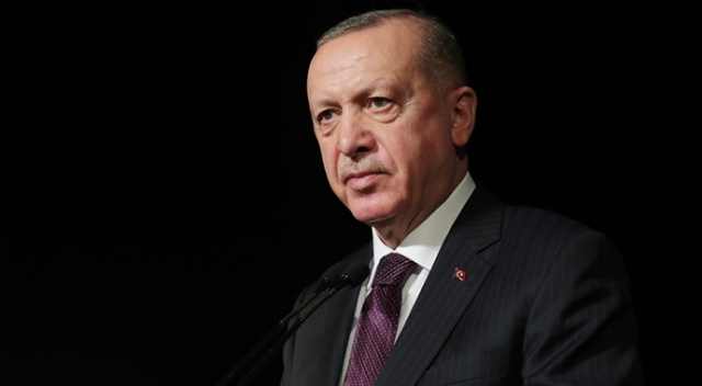 Cumhurbaşkanı Erdoğan, Azerbaycan'da bulunan Mehmetçiğe telefondan hitap etti