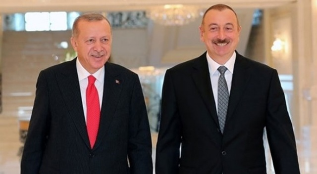 Cumhurbaşkanı Erdoğan Bakü'ye gidiyor