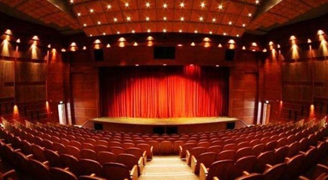 Devlet Tiyatroları oyunlarını durdurdu